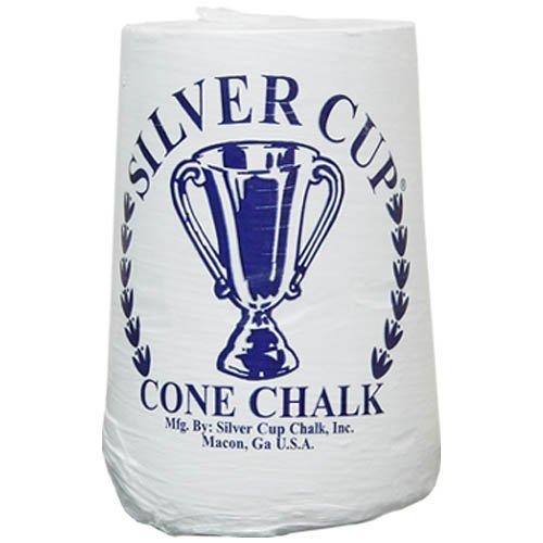 - Silver Cup Cone Chalk (One Cone)
