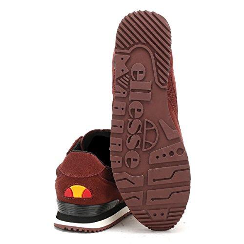 Sneakers Ellesse Uomo Bordeaux / Nero Ls101