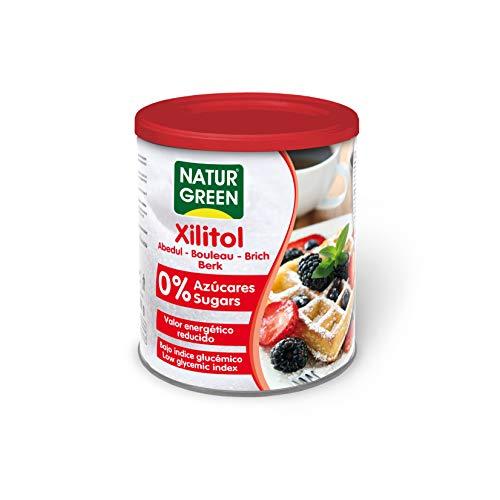 NaturGreen Biologische Berk Suiker Xylitol 500g