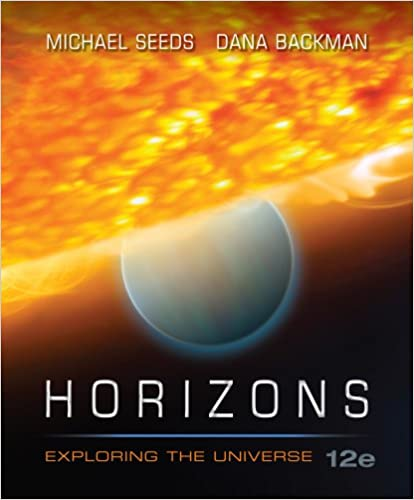 Horizons: exploring the universe, 14th edition cengage.