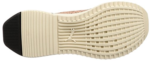 Evoknit White whisper Sneaker black Muted Clay AVID Puma 0qO5w