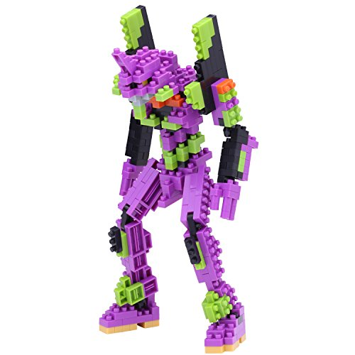 Nano block Evangelion first unit NBH_118