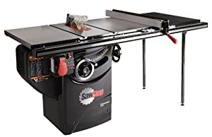 Sawstop Pcs175 Tgp236 1 75 Hp Professional Cabinet Saw