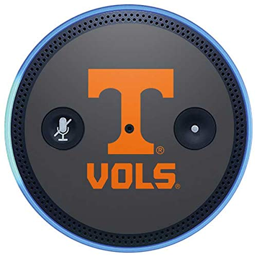 Skinit University of Tennessee Amazon Echo Plus Skin - University of Tennessee Logo Design - Ultra Thin, Lightweight Vinyl Decal Protection