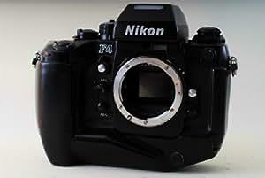 nikon f4s autofocus camera body w nikon mb 21