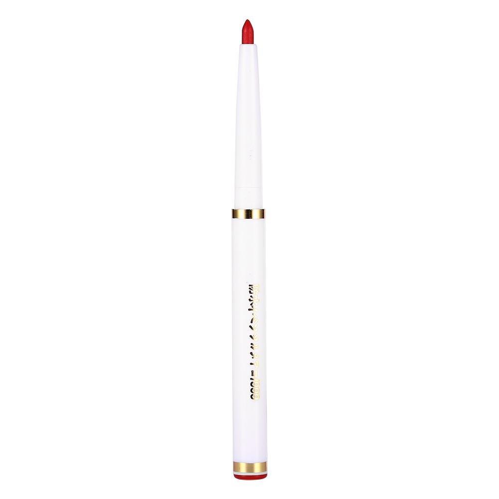 Liquido Eyeliner Pen Impermeabile Automatico Rotary Long-lasting Beauty Sopracciglio Rosso Zerone