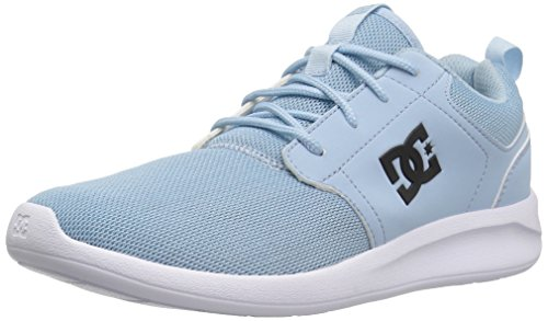 Blue Light DC Blu Blue W Donna Midway SN Dark da Scarpe Skateboard xxzPv0wq