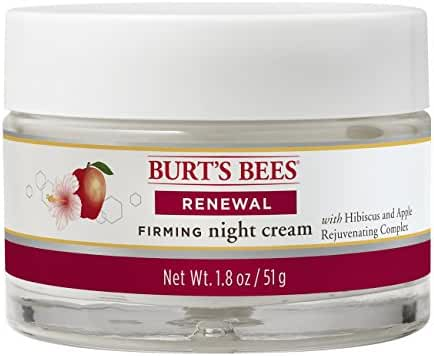 Burt's Bees Renewal Night Cream, 1.8 Ounces