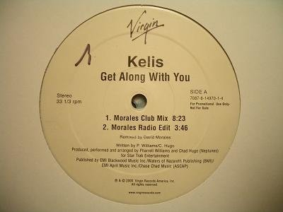 Get Along with You [Vinyl]