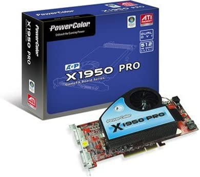 PowerColor ATi Radeon X1950 Pro 512MB PCI-E Video Card
