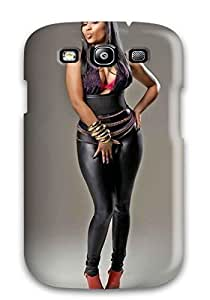 Galaxy High Quality Tpu Case/ Nicki Minajs Young Money Cash Records People Women JHKySPA1382hZUzt Case Cover For Galaxy S3