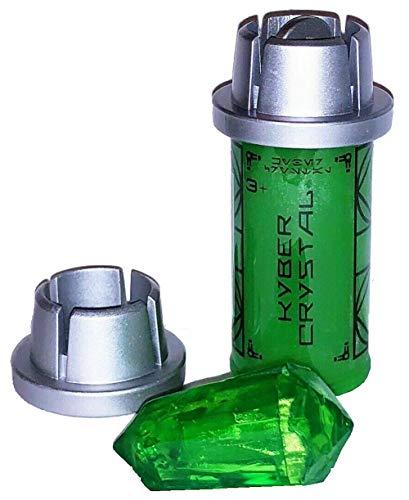 Galaxy's Edge Star Wars Kyber Crystal (Green)