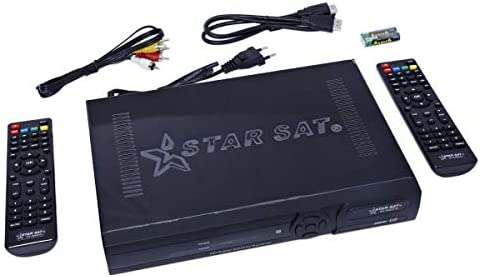 StarSat SR-8989 HD Digital Satellite Receiver: Amazon com