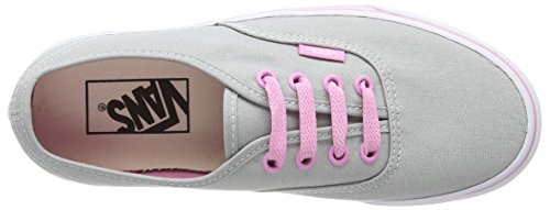 High Pop rise Grigio Unisex Sneakers Prism Pop U Authentic Pink Vans YwqF0F