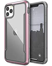 X-Doria Defense Shield Case for iPhone 11 Pro Max - Rose Gold