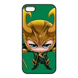 iPhone 4 4s Cell Phone Case Black Baby Loki E2I9NG