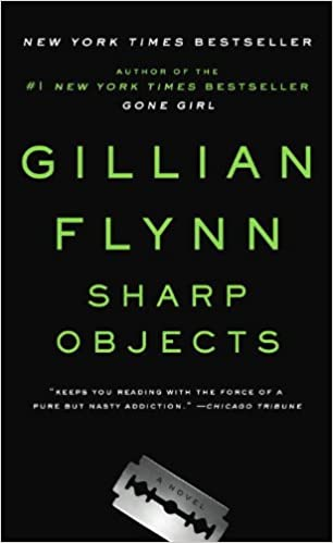 Image result for Sharp Objects, Gillian Flynn