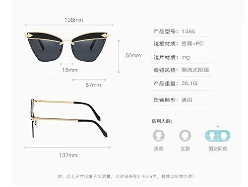 lunettes Film Marin Lennon vintage soleil Jaune rond cercle métallique inspirées style de en du polarisées retro rOq1wrZH