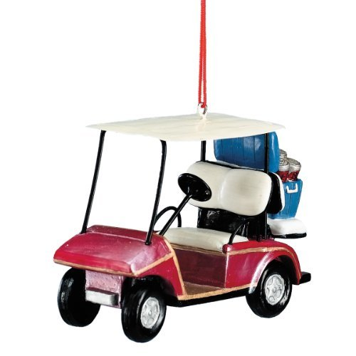 Midwest-CBK Golf Cart and Cooler Full of Beer -