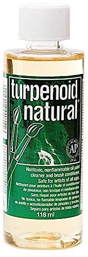 (Martin/F. Weber Turpenoid Natural (4 oz. Bottle) 2 pcs sku# 1836198MA)