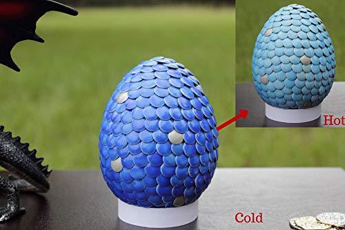 (Handmade Magical Color Changing Sea Dragon Egg 4