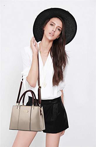 lady Female XNQXW shoulder handbag bag bag large messenger bag large Bolsos capacity bag C bandolera rExXE