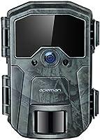 APEMAN Caméra de Chasse 20MP 1080P Caméra de Surveillance 940nm IR LEDs étanchéité IP66 Caméra de gibier à détection de...