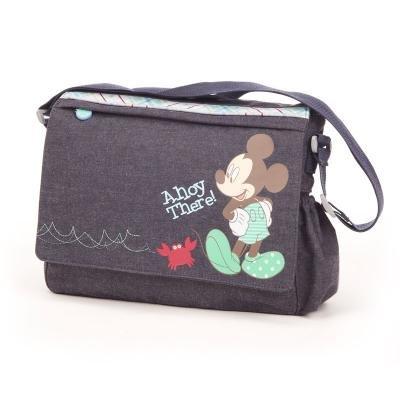 Disney – Mickey Mouse bolso cambiador (tela vaquera)