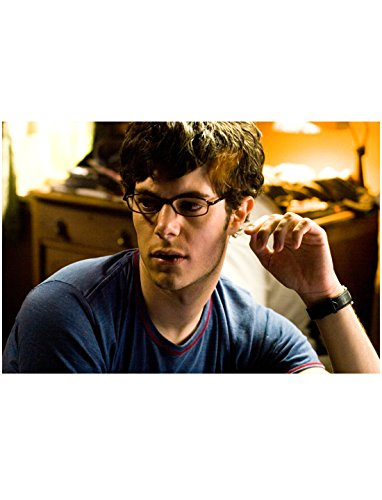 In the Land of Women Adam Brody (Carter) Close Up Wearing Glasses 8 x 10 Inch (Brody Glass)