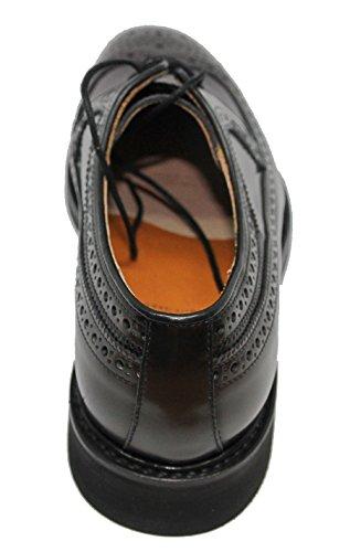 a8fe2852b93 Zapatos de Cordones de Piel BERWICK Color Burdeos para Hombre: Amazon.es:  Zapatos y complementos