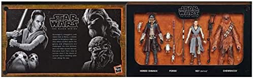 DISNEY PARK EXCLUSIVE STAR WARS BLACK GALAXY/'S EDGE SMUGGLERS RUN NEW HONDO