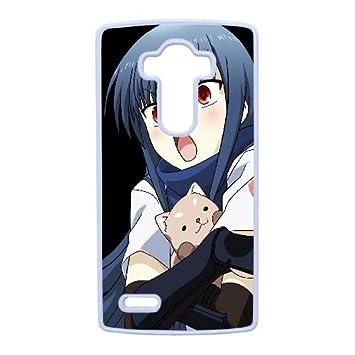 Angel Beats Ninja Shiina chica gritando Toy Cat 33.107 Lg G4 ...