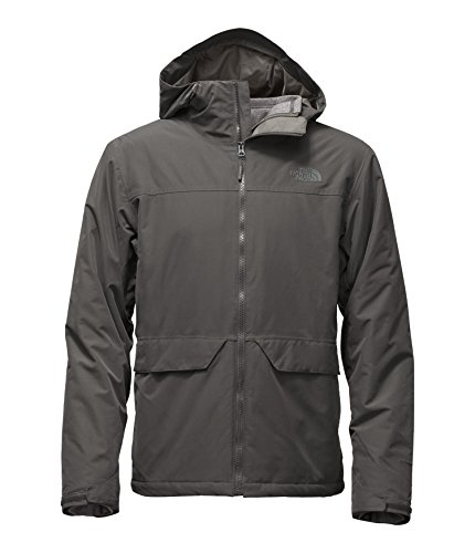 The North Face Men's Canyonlands Triclimate Jacket Asphalt Grey Size XX-Large (Face Clothing North Outlet)