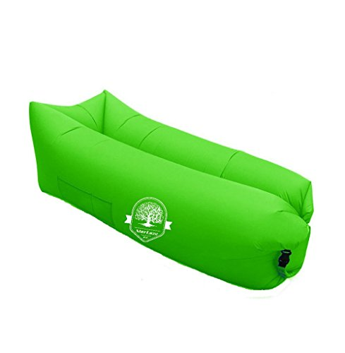 StarLuxe Lifestyle Inflatable Features Headrest