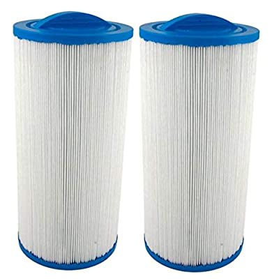 2) Unicel 6CH-47 Top Load Replacement Spa Filter Cartridges PTL47W FC-0315 Pair : Garden & Outdoor