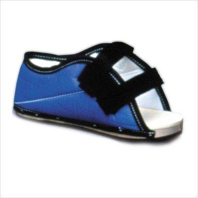 Post-op Blue Nylon Shoe Size: Medium, Gender: Men, Style: Contact Closure