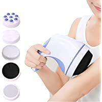 ASkyl New Electric Relax & Spin Tone Handheld body massager machine with weight loss function