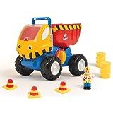 WOW Dudley Dump Truck - Construction (7 Piece Set)