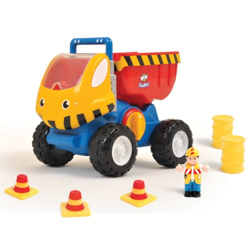 WOW Dudley Dump Truck - Construction (7 Piece Set)