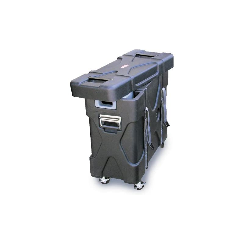 SKB Trap X2 Drum Hardware Case with Built-in Cymbal Vault