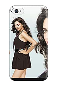 6575507K98384366 Forever Collectibles Deepika Padukone Cybershot Hard Snap-on Iphone 4/4s Case