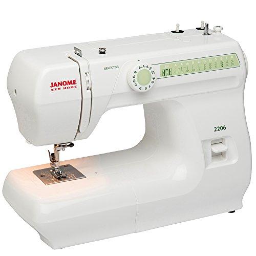 Amazon Janome 40 Sewing Machine Best Janome 2206 Sewing Machine Reviews