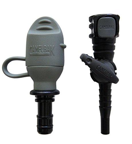 Camelbak Big Bite Valve Mouthpiece - Camelbak Replacement Bite Valve Mouthpiece & Hydrolink Conversion Kit, Foliage Green