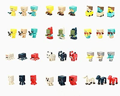 Party Gift For Kids Mini Figure 36 set 1 Inch from Paryker