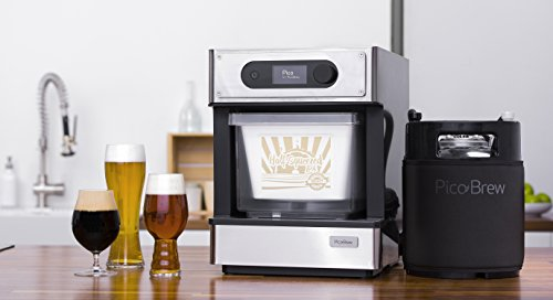 PicoBrew Craft Beer Brewing Appliance