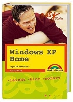 Easy 50plus Windows XP Home