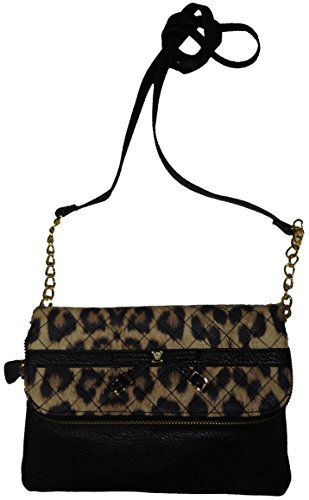 Jessica Simpson Leopard Handbag - 3
