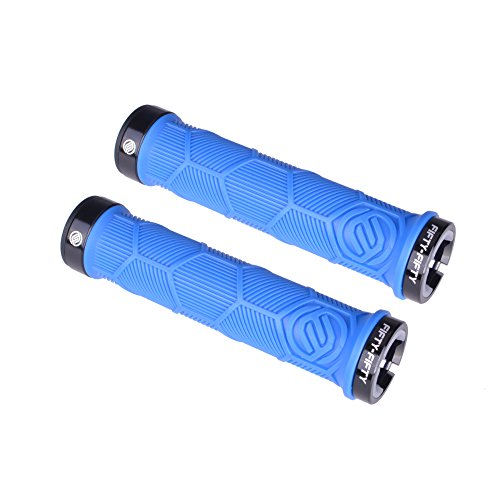 10 best lock on grips blue for 2020