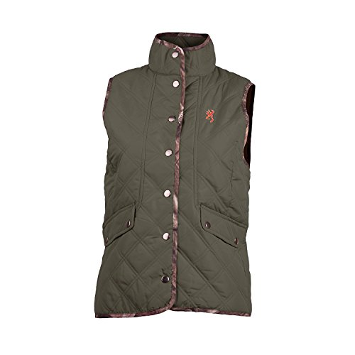 Browning Women's Virginia II Vest | Forest Nights | X-Large
