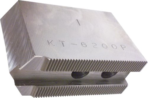 - USST KT-6200P Steel Soft Chuck Jaws for 6